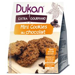 Dukan Mίνι Cookies Βρώμης με Κομμάτια Σοκολάτας 100gr