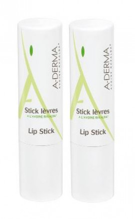 ADERMA  Duo Stick Levres 2 x 4gr