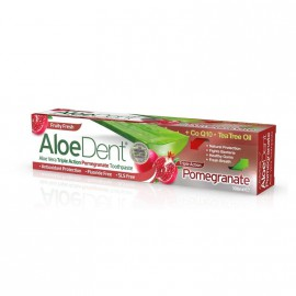 Optima Aloe Dent Triple Action Pomegranate Toothpaste 100ml