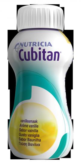 NUTRICIA CUBITAN ΒΑΝΙΛΙΑ 4x200ML