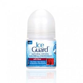 OPTIMA Ice Guard Rollerball Deodorant με Τριαντάφυλλο 50ml