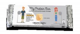 Power Health Healthy & Tasty My Protein Bar με Γεύση Τυριού 40gr
