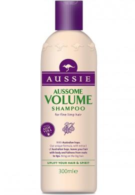 AUSSIE Aussome Volume Shampoo Σαμπουάν για πλούσιο όγκο 300ml
