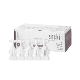 Soskin C² Anti-ageing Concentrate 30ml