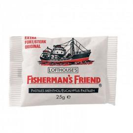 FISHERMANS FRIEND Καραμέλες Original (ΛΕΥΚΟ) 25gr
