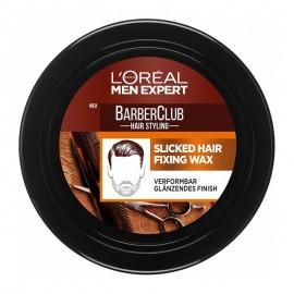 L Oreal Paris Men Expert Barber Club Fixing Wax, για μούσια και μαλλιά με δυνατό κράτημα 75ml