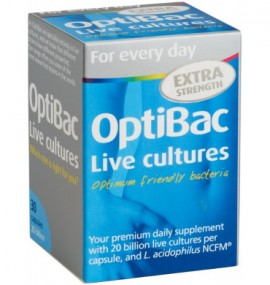 Optibac Probiotics for Every Day Extra Strength 30caps
