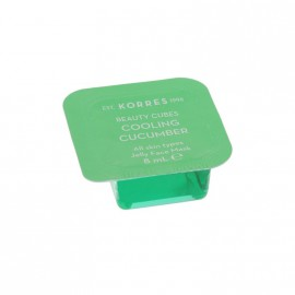 Korres Beauty Cubes Invigorating Cooling Cucumber Jelly Face Mask 8ml