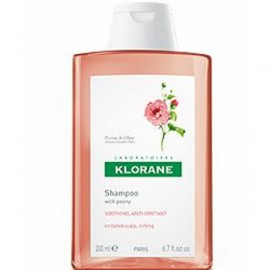 KLORANE SHAMPOO PIVOINE 200ml