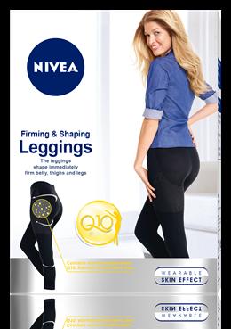 NIVEA Body Κολάν Σύσφιξης L-XL
