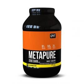 QNT Metapure Zero Carb Whey Isolate Protein Powder Lemon Meringe 1kg