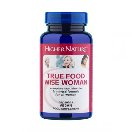 Higher Nature True Food Wise Woman 90caps