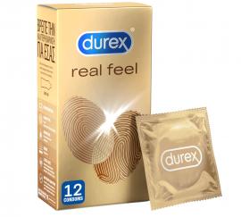 Durex Real Feel 12τμχ