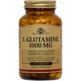 SOLGAR L-GLUTAMINE 1000MG 60TAB