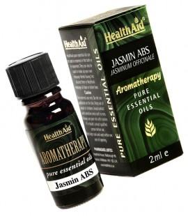 Health Aid Aromatherapy Jasmin Abs Oil (Jasminum officinale) 2ml