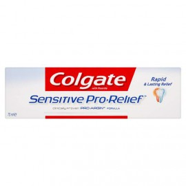 COLGATE SENSITIVE PRO-RELIEF PRO-ARGIN 75ML