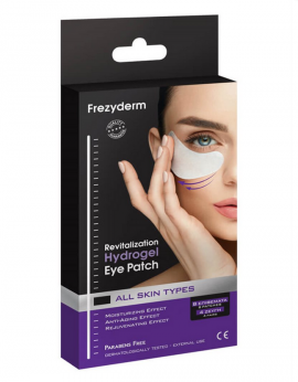 Frezyderm Revitalization Hydrogel Eye Patch 4 Ζεύγη