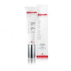 Skincode Alpine White Brightening Overnight Mask 50ml