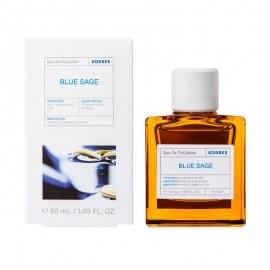 Korres Eau De Toilette Blue Sage Ανδρικό Άρωμα 50ml