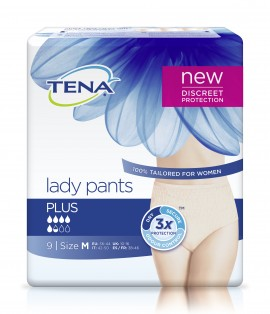 Tena Lady Pants Plus Medium 9τμχ