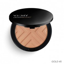 Vichy Dermablend Covermatte Compact Powder Foundation SPF25 Gold 45, 9.5gr