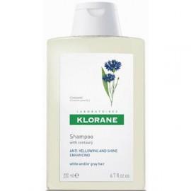 KLORANE SHAMPOO CENTAUREE 200ml