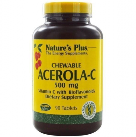 Natures Plus Acerola - C 500mg 90tabs