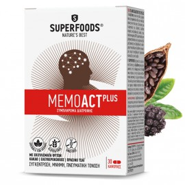 Superfoods MemoAct Plus 30caps