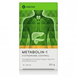 Agan Metabolin 1 60vegicaps