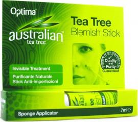 OPTIMA Australian Tea Tree Antiseptic Blemish Stick 7ml