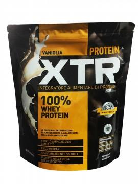 Ethicsport Protein XTR Vanilla, 100% Whey Protein Πρωτεΐνη Ορού Γάλακτος με Γεύση Βανίλια 500gr