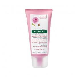 Klorane Gelee Apres-Shampooing Apaisant & Anti-Irritant a la Pivoine 150ml