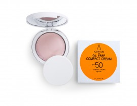 Youth Lab Oil Free Compact Cream spf50 light color 10gr