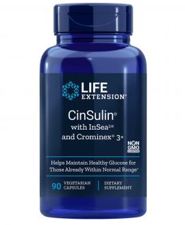 Life Extension Cinsulin 90caps