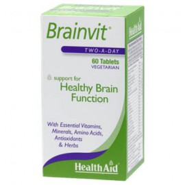 HEALTH AID BRAINVIT™ TABLETS 60S