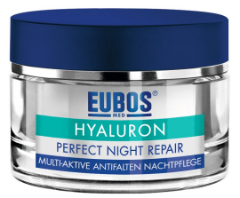Eubos Anti Age Cream Hyaluron Perfect Night Repair 50ml