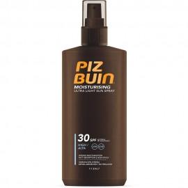 Piz Buin Moisturizing Ultra Light Sun Spray SPF30 Αντηλιακό Υψηλής Προστασίας 200ml