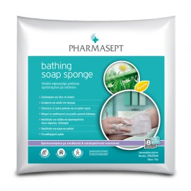 PHARMASEPT Bathing Soap Sponge 8+2pcs