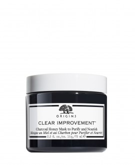 Origins Clear Improvement™ Active Charcoal Honey Mask to Purify and Nourish 75ml
