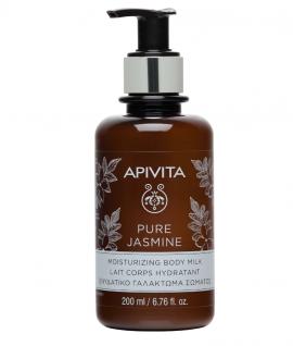 APIVITA PURE JASMINE Moisturizing Body Milk 200ml