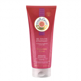 Roger&Gallet GINGEMBRE ROUGE fresh shower gel energising 200ml