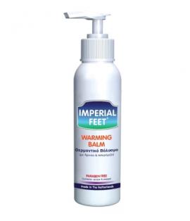 Imperial Feet Warming Balm Θερμαντικό Βάλσαμο με Άρνικα & Πιπερόριζα 150ml