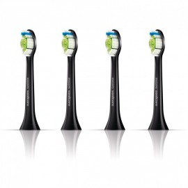 Philips Sonicare DiamondClean Standard Black Edition 4 Τεμ.HX6064/33