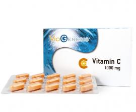 Viogenesis VITAMIN C 1000mg 30tabs