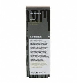 KORRES BORAGE CREAM ΑΝΔΡΙΚΗ 50ML