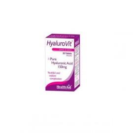 HEALTH AID HYALUROVIT 150MG 30TABS