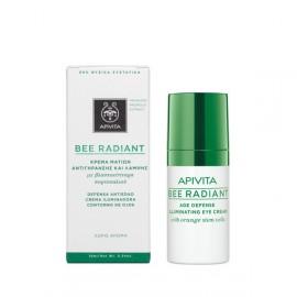 Apivita Bee Radiant Κρέμα Ματιών 15ml