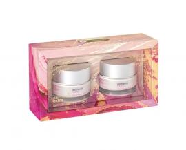 Panthenol Extra Set Day Cream SPF15 Ενυδατική Κρέμα Ημέρας 2x50ml