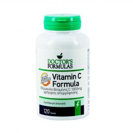 Doctors Formulas Vit.C 1000mg - Φόρμουλα Βιταμίνης C 120 δισκία