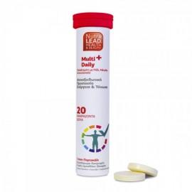 NutraLead - Multi+Daily Πολυβιταμίνη με Ρόδι 20τμχ